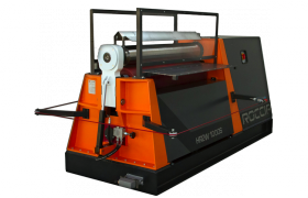 2 ROLL PLATE BENDING MACHINE
